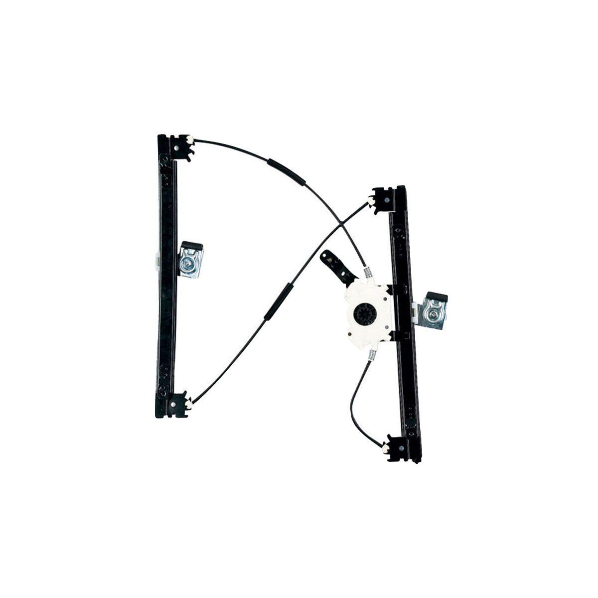 Máquina Vidro Elétrica  Gol Parati 1996  Até 2014 Dianteira  Motor Bosch