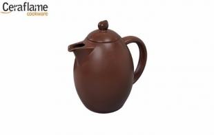Bule Colonial Chocolate Ceraflame
