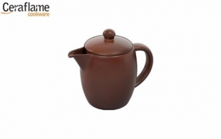 Leiteira Colonial 800ml Chocolate Ceraflame
