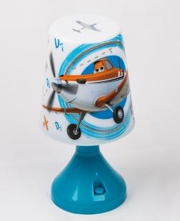 Abajur de Projeção Infantil Aviões Led Startec