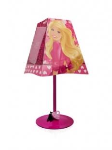Abajur Infantil Barbie Porta Retrato Startec