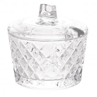 Açucareiro de Cristal Diamante 1217 Lyor