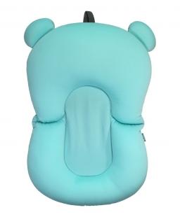 Almofada Para Banho Bebe Azul Buba