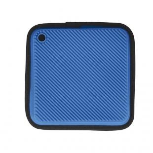 Apoio Para Panela e Luva De Silicone 2 Em 1 Cores Sortidas Mor
