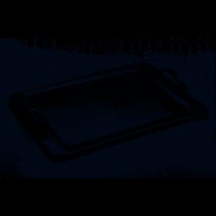 Bandeja P/ Servir Retangular Aço Inox Niazitex