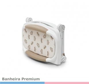 Banheira Bebe Plástica Premium Real RL Galzerano