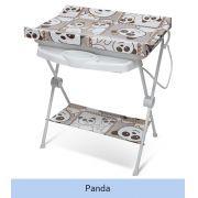 Banheira Infantil Luxo Rígida Panda Galzerano