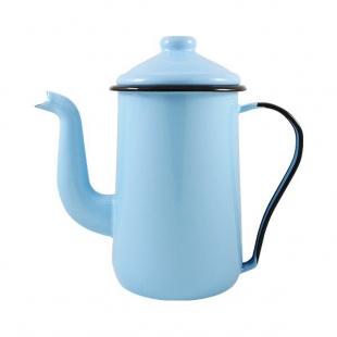 Bule Café Trad 14 Mae Agata 1,5 Litros Azul Claro Ewel