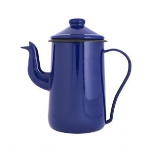 Bule Café Trad 14 Mae Agata 1,5 Litros Azul Ewel