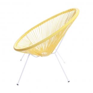 Cadeira Acapulco 1160 Amarelo Or Design