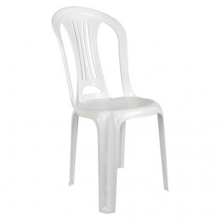 Cadeira Bistrô Branca Mor