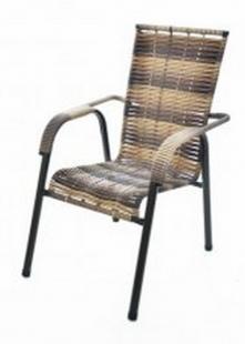 Cadeira de Area Fixa Fibra Bel'Star