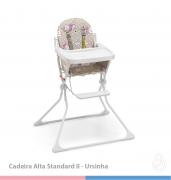 Cadeira de Papá Alta Standard II Ursinha Galzerano