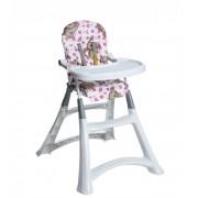 Cadeira de Papá Infantil Alta Premium Tigrinha Galzerano