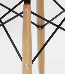 Cadeira Concha DKR Wood Botonê Preta byartdesign