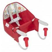 Cadeira Fit Encaixe de Mesa Vermelho Tutti Baby