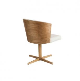 Cadeira Maggy Giratória Alumínio Cerentini