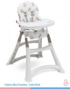 Cadeira Papa Alta Premium Real Galzerano