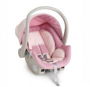 Cadeira para Carro Cocoon Rosa Bebê Galzerano