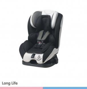 Cadeira para Carro Long Life Preto PTC Galzerano