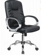 Cadeira Presidente Master Preta Bulk