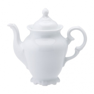 Cafeteira 100 Linha Pomerode Branco Porcelana Schmidt