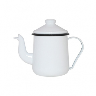 Cafeteira Trad 12 Mae Agata 1 Litro Branco Ewel