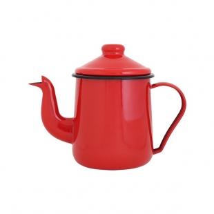 Cafeteira Trad 12 Mae Agata 1 Litro Vermelho Ewel