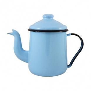 Cafeteira Trad 12 Mae Agata 1 Litro Azul Claro Ewel