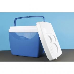 Caixa Térmica 26L Azul Mor