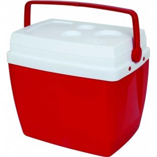 Caixa Térmica 26L Vermelha Mor