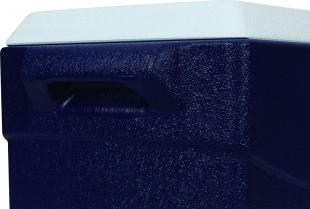 Caixa térmica Glacial Azul 26L Mor
