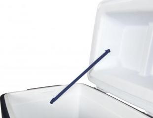 Caixa térmica Glacial Azul 55L Mor