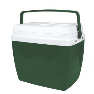 Caixa Térmica Verde Escuro 34 Litros Mor