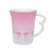 Caneca Easy 330 ml Flamingo Oxford