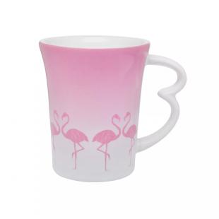Caneca Easy 330 ml Flamingo Oxford