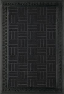 Capacho Emborrachado com Fibra Troia 45x75 cm Kacyumara