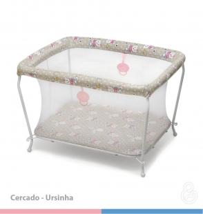 Cercado Infantil Ursinha Galzerano
