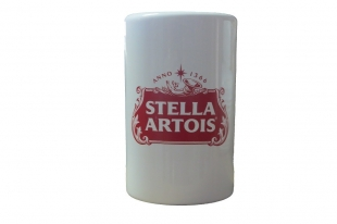Cervegela Porta Garrafa Alumínio Stella Artois Alumiart Falcão