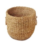 Cesto Redondo 45 cm Khura Tyft Seagrass Yoi