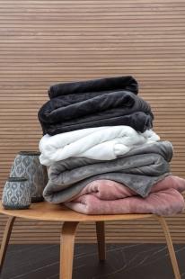 Cobertor Blanket 300 King Branco Kacyumara