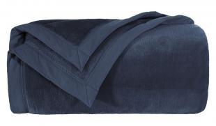 Cobertor Blanket 600 Azul Casal Kacyumara