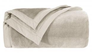 Cobertor Blanket 600 Marfim Queen Kacyumara