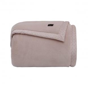 Cobertor Blanket High 700 Rose Parisi Queen Linha K Kacyumara