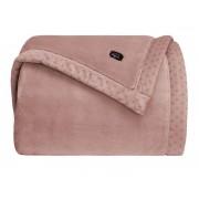 Cobertor Blanket High 700 Rosé Queen Linha K Kacyumara