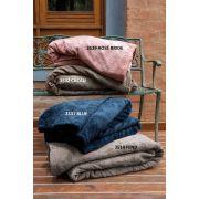 Cobertor Blanket Jacquard Fend Queen Kacyumara