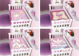 Cobertor Infantil Raschel Plus Sortido Jolitex