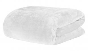Cobertor/Manta Blanket 300 Branco Queen Kacyumara