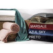 Cobertor Manta Marsale King Blanket Kacyumara