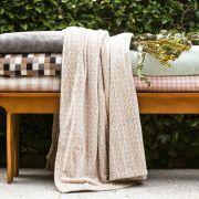 Cobertor Quenn Flannel Loft Estampado 240x220cm Cores Sortidas Camesa